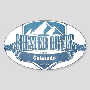 Crested Butte Colorado Ski Resort Sticker